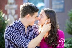 Lauren & Mitchell: Casual & Joyful Chicago Engagement Session | George Street Photo & Video