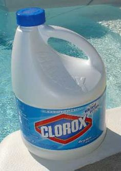 Fresh Baking soda for the Pool