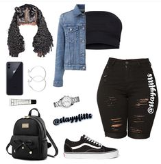 baddie outfits for school The post Look book appeared first on School Outfits Highsc The post Look book appeared first on School Outfits Highsc Baddie Outfits Casual, Swag Outfits For Girls, Cute Teen Outfits, Cute Outfits For School, Teenage Girl Outfits, Cute Comfy Outfits, Dope Outfits, Teen Fashion Outfits, Trendy Outfits