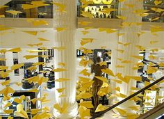 Hello yellow: Selfridges to mark 100th anniversary with exhibition and e-commerce site