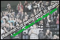 Attendance update: Hammers, Sounders Women raising the bar for 'small clubs' in WA