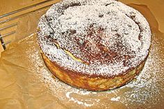 Milchreis-Quark-Kuchen