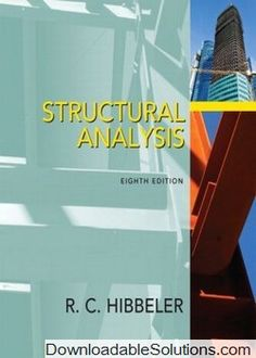 Digitalsolutions downloadablesol on pinterest solutions manual for structural analysis eighth edition by russell c hibbeler download answer key fandeluxe Choice Image