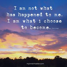 Choose your own path. www.myinnermaster.com Choose Your Own Path, Choose Me, Carl Jung, Inner Strength, Shit Happens, Live, Words, Horse