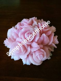 3D roses mold rose silicone mold rose soap mold resin soap