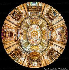 Maximilian Weinzierl – Fotografie – Blog: In den Kirchen-Himmel schauen
