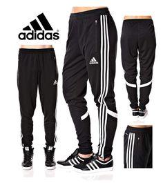 watch 5905d ad0f2 Adidas Soccer Pants Condivo 14 Slim Fit Training Climacool Black Skinny  Athletic Adidas Sweatpants, Adidas
