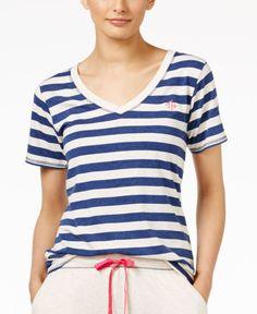 Tommy Hilfiger Striped Sleep T-Shirt