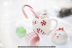 The Christmas Holiday Season and Christmas Eve Family Traditions Merry Christmas Images, Holiday Images, Christmas Mugs, Christmas Eve, Xmas, Christmas Ornaments, Christmas Recipes, Family Traditions, Hot Chocolate