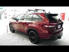 2020 Toyota Highlander Limited Platinum Toyota Highlander ...
