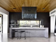Australian way of living | Home by architect Matt Gibson