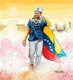 Paul Moreno - Ilustrador Oscar Olivares