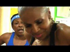 """Age is nothing but a number"" ~ Ernestine Sheperd http://www.artpreneuredancequotes.com/2014/09/african-american-culture-exercice.html  American culture ° exercice | dance quotes danse citations... pawòl pale dans"