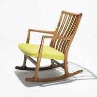 Deluxe Idea Rocking Chair - Decosee.com