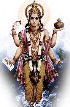 AYURVEDATHERAPIES: dhanvantari