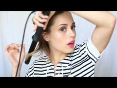 How to Curl Your Bob • Uptown with Elly Brown