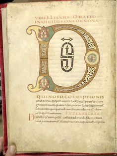 Sacramentary, MS G.57 fol 9v - Images from Medieval and Renaissance Manuscripts - The Morgan Library & Museum