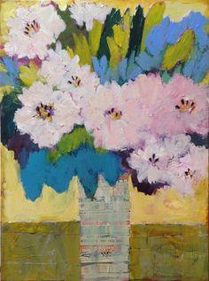 Garden Roses by Annie OBrien Gonzales