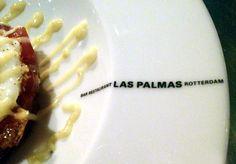 Las Palmas seafood restaurant, Rotterdam, Netherlands - chef Herman den Blijker