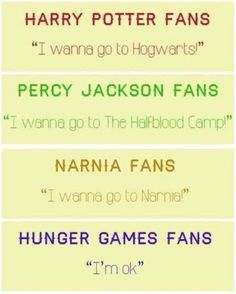 reading, books, literature, harry potter, percy jackson, chronicles of narnia, hunger games