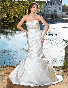 Luxuriöse Hochzeitskleider