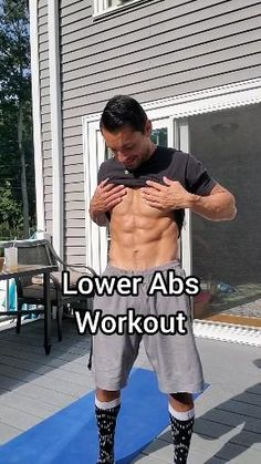 Fitness Workouts, Gym Workout Videos, Abs Workout Routines, Sport Fitness, Easy Workouts, Fitness Motivation, School Motivation, Workout Abs, Lower Belly Workout