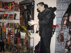 startrekstuntman's  Sci Fi Horror room!