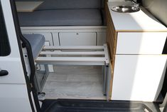 "Search Results for ""camper"" T5 Camper, Vw T5, Volkswagen, Van Bed, Converted Vans, Camper Van Conversion Diy, Campervan Interior, Van Life, Creative"