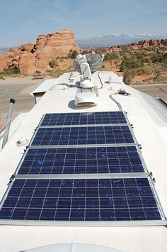 NOW I GET IT!!!  SAID SO SIMPLY!!!!  battery and solar system.Our Electrical System