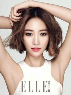 Health Hair Care Advice To Help You With Your Hair. Do you feel like you have had way too many days where your hair goes bad? Korean Beauty, Asian Beauty, Go Jun Hee, Kissable Lips, Trending Haircuts, Asian Makeup, Cute Beauty, Short Haircut, Hair Care Tips