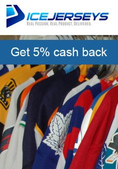 IceJerseys.com Coupon Codes and Discounts - StackDealz