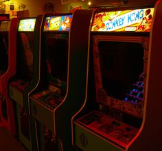 Donkey Kong at Funspot