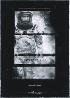 Interstellar movie poster (fan art) 2 by AronMar