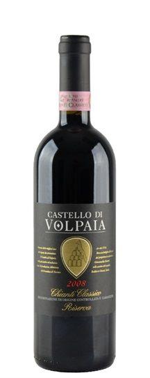 2008 Volpaia, Castello di Chianti Classico Riserva