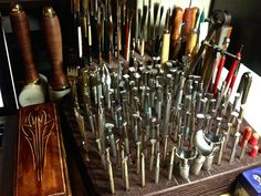 Leather Craft Tools | Flickr - Photo Sharing!