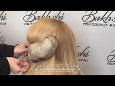 Bakhshi Academy of Hair design - YouTube