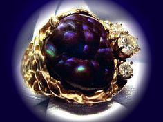 purple with three diamonds