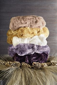 Eight luscious colors to layer your home in cozy elegance with our Oslo Throw.