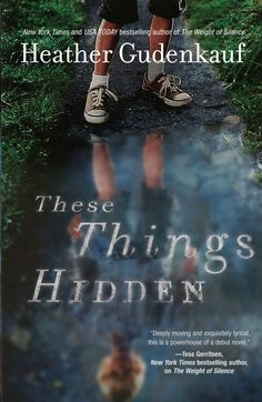 These Things Hidden: AMAZING book!