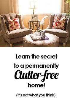 Transform Your Home, Transform Your Life Challenge-Week - Beautiful Life and Home Life Challenge, Diy Spring, Bedroom With Sitting Area, Home Decoracion, Declutter Your Life, Clutter Free Home, Transform Your Life, Minimalist Living, Creative Home