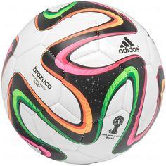 adidas Performance Brazuca Glider Soccer Ball, Size 5