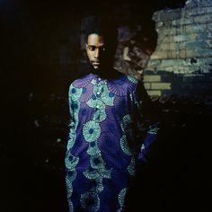 African Prints in Fashion: Menswear: Just love Ikiré Jones