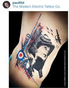 Paul talbot tattoo