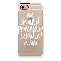 iPhone 6 Plus/6/5/5s/5c Metaluxe Case - Cuddle Bug ($50) ❤ liked on Polyvore featuring accessories, tech accessories, iphone case, iphone cover case, apple iphone cases and iphone cases