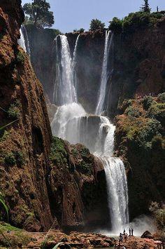 Ouzoud Waterfalls - Morocco nature