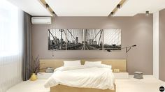 Quartos minimalistas por BRO Design Studio