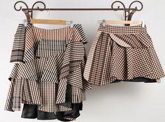 """Skirt """"Gitana Catalana"""" by Madre Mía del Amor Hermoso"""