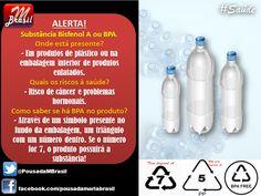 Hotel Pousada Maria Brasil: ATENÇÃO: BISFENOL A OU BPA - RISCOS À SAÚDE