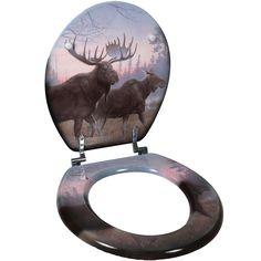 Moose Standard Toilet Seat