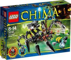 #LEGO Legends of Chima 2014 Official Set Images Revealed